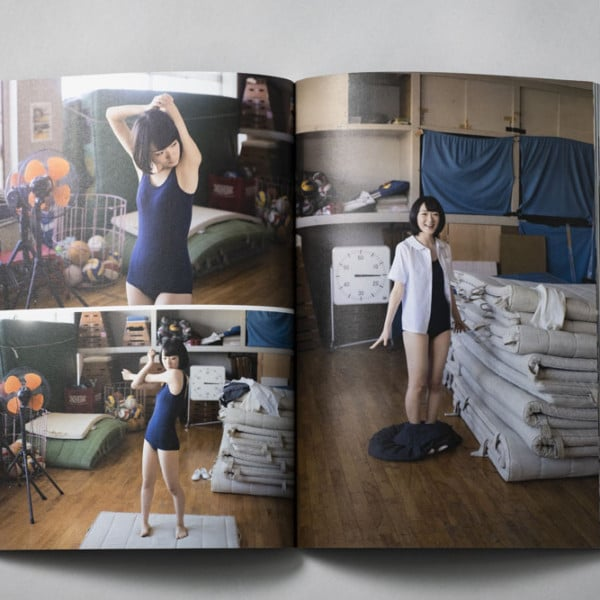 生駒里奈ファースト写真集「君の足跡」