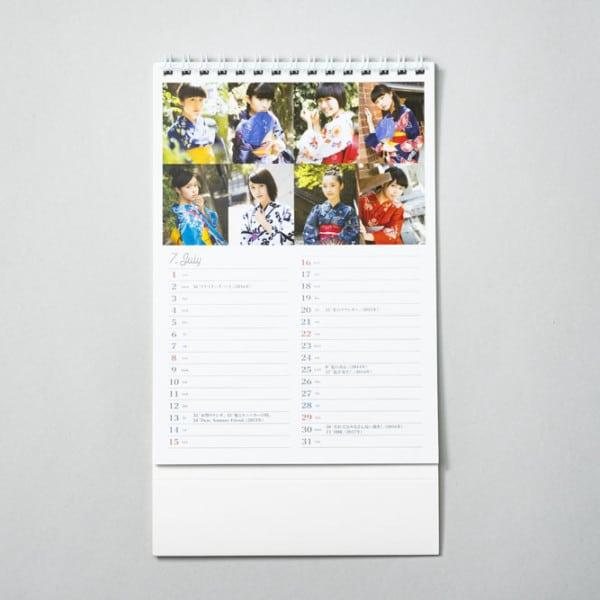 アイドルネッサンス 卓上カレンダー
