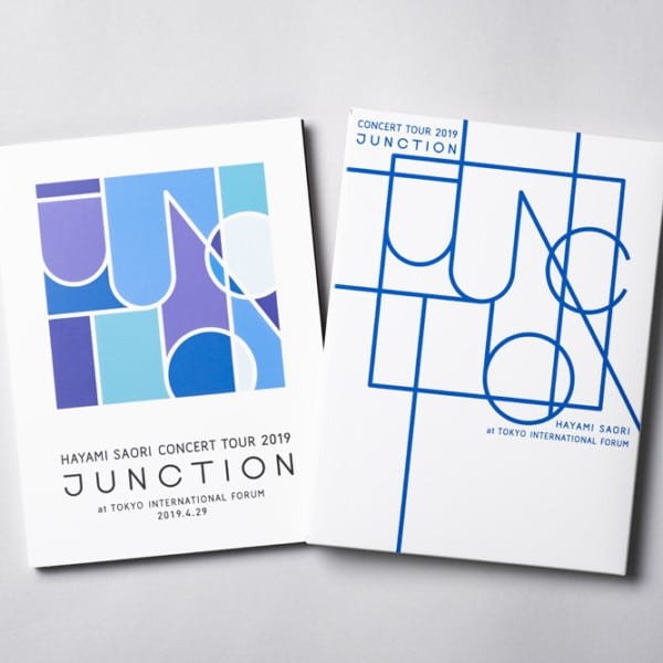 "「Concert Tour 2019 ""JUNCTION"" at 東京国際フォーラム 」Blu-ray"