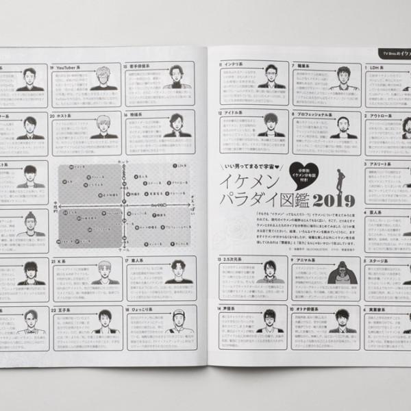 イケメンパラダイス図鑑2019