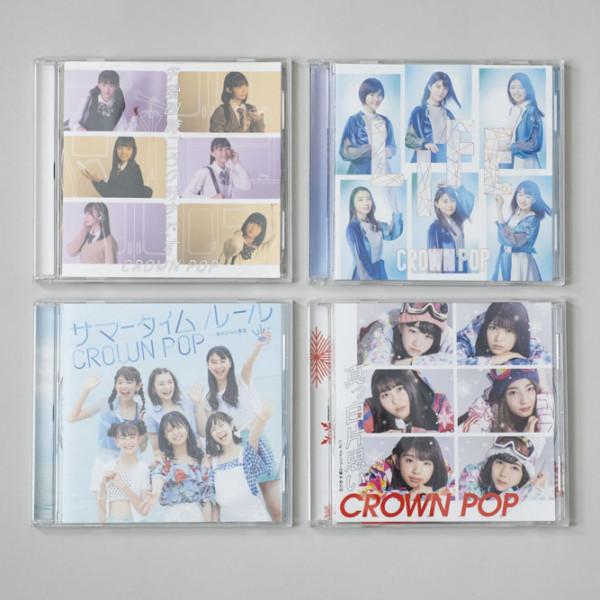 CROWN POP 各種アートディレクション